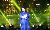 Вице-президента Вьетнама приняла участие в ночном гала-шоу «Культурные краски стран мира»