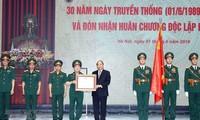 Премьер-министр Вьетнама принял участие в церемонии празднования 30-летия со дня создания корпорации Viettel