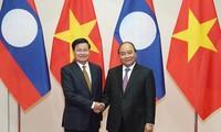 Премьер-министр Вьетнама принял лаосского коллегу
