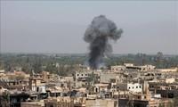Израиль атаковал военные объекты Сирии