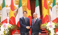 Премьер-министр Итальянской Республики завершил официальный визит во Вьетнам