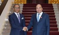 Премьер-министр Вьетнама принял министра иностранных дел и сотрудничества Восточного Тимора