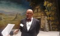 Интервью директора приехавшего во Вьетнам с гастролями театра «Урал Опера Балет»