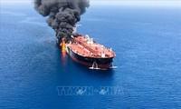 Япония просит США предоставить дополнительные доказательства причастности Ирана к атаке танкеров в Оманском заливе