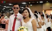 Совместная свадьба для малоимущих людей