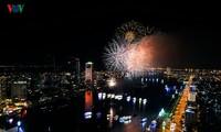 Международный фестиваль фейерверков помогает развивать туризм в Дананге