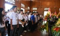 ค่ายฤดูร้อมเวียดนาม 2019 : เยาวชนชาวเวียดนามโพ้นทะเลเยือนถิ่นเกิดของประธานโฮจิมินห์