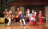 Развитие вьетнамского музыкального театра «туонг»