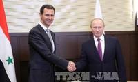 Россия продолжит оказывать Сирии содействие в защите суверенитета и восстановлении страны