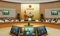 Завершилось очередное заседание вьетнамского правительства