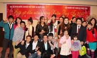 Cộng đồng người Việt Nam tại Nhật Bản gặp mặt đầu Xuân