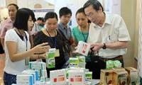 Khai mạc Triển lãm quốc tế chuyên ngành y dược Việt Nam lần thứ 20