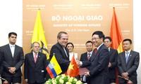 Việt Nam coi trọng thúc đẩy quan hệ hợp tác trên các lĩnh vực với Ecuador