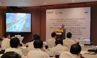 KOICA giúp thành phố Hồ Chí Minh khảo sát xây dựng hệ thống xe buýt nhanh