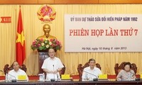 Tọa đàm về Hội đồng Hiến pháp trong Dự thảo sửa đổi Hiến pháp 1992