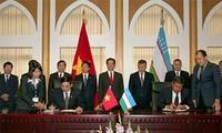 Tăng cường quan hệ hữu nghị, hợp tác nhân dân Việt Nam và Uzbekistan