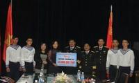 Hội phụ nữ người Việt tại Cộng hòa Séc ủng hộ Quỹ Vì Trường Sa