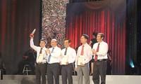 115 tác phẩm báo chí đạt Giải Báo chí Quốc gia lần thứ 8 năm 2013