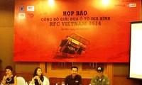 Giải đua xe ô tô địa hình RFC Vietnam 2014 hứa hẹn gây cấn, hấp dẫn