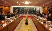 Việt Nam và CHLB Đức tăng cường hợp tác kinh tế và thương mại