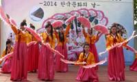 Ngày Văn hóa Hàn Quốc 2014 tại tỉnh Thái Nguyên
