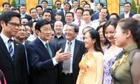 Doanh nhân Việt Nam đồng hành cùng sự phát triển đất nước