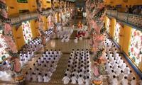 Lễ kỷ niệm 90 năm ngày Hoằng khai Đại đạo Tam kỳ Phổ độ Tòa thánh Cao Đài Tây Ninh