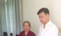 Hội đồng hương Quảng Ninh ủng hộ đồng bào chịu thiệt hại do bão lũ