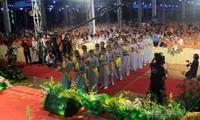 Lễ hội Hoằng Pháp toàn quốc năm 2015 sẽ diễn ra tại thành phố Uông Bí, tỉnh Quảng Ninh