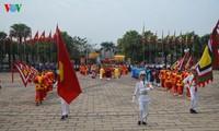 Thành phố Hồ Chí Minh tổ chức Lễ dâng cúng bánh tét Quốc tổ Hùng Vương
