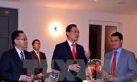 Cộng đồng người Việt Nam tại Thụy Sĩ hướng về cội nguồn