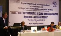 Việt Nam kêu gọi đầu tư từ các doanh nghiệp dệt may Ấn Độ