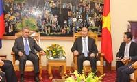 Việt Nam và Liên bang Nga đẩy mạnh hợp tác đảm bảo an ninh
