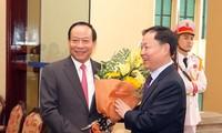 Việt Nam và Trung Quốc tăng cường hợp tác phòng chống tội phạm