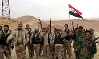 Bước ngoặt trong cuộc chiến chống IS tại Syria