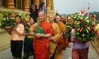 Chúc mừng Tết cổ truyền Chôl Chnăm Thmây năm 2016