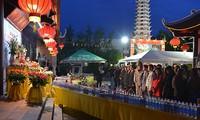 Hội người Việt Nam tại Ukraine tổ chức Lễ cầu siêu nhân dịp Lễ Phật Đản