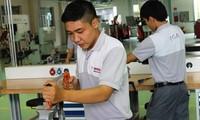 Tập đoàn Bosch của Đức nâng mức đầu tư lên hơn 1 triệu USD cho dạy nghề tại Việt Nam