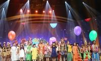 Bữa tiệc âm nhạc đầy màu sắc của thiếu nhi các nước ASEAN