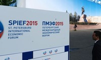 Khai mạc Diễn đàn kinh tế quốc tế Saint-Petersburg, Liên bang Nga