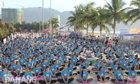Đà Nẵng, Thành phố Hồ Chí Minh hưởng ứng Ngày quốc tế Yoga