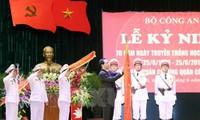 Học viện An ninh Nhân dân chú trọng công tác giáo dục, đào tạo trong Công an nhân dân