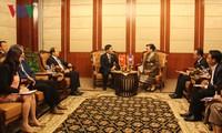 Việt Nam-Lào thúc đẩy quan hệ thương mại song phương
