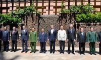 Hòa bình, ổn định và thịnh vượng tại Đông Nam Á phù hợp với lợi ích của cả ASEAN và Hoa Kỳ