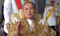 Điện chia buồn về việc Nhà Vua Thái Lan Bhumibol Abdulyadej qua đời