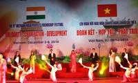 Khai mạc Liên hoan hữu nghị nhân dân Việt Nam - Ấn Độ lần thứ 8 tại Hà Nội