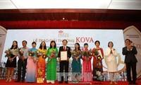Giải thưởng Kova lần thứ 14 – Tôn vinh sự sáng tạo và cống hiến của sinh viên