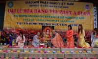 Phật tử Việt Nam tại Hàn Quốc hướng về Tổ quốc