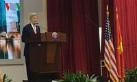 Phát triển sâu rộng hơn quan hệ toàn diện Việt Nam - Hoa Kỳ