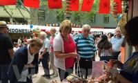"""Ấn tượng """"Làng ASEAN"""" tại Lễ hội đa văn hóa quốc gia Australia"""
